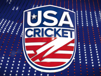USA Cricket Logo